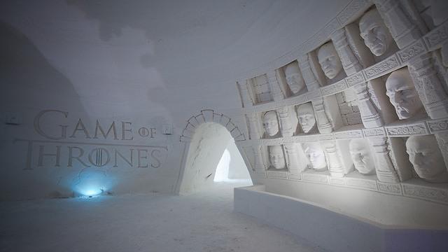 מקדש חסרי הפנים (צילום: עמוד הפייסבוק של HBO Nordic) (צילום: עמוד הפייסבוק של HBO Nordic)