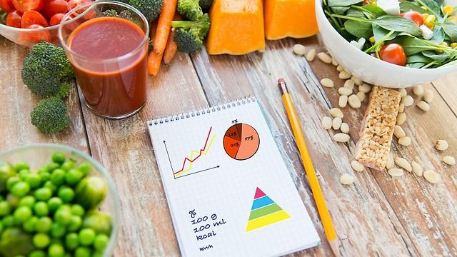 בישלתם או אידיתם את המזון? שיניתם את ערכו הקלורי (צילום: shutterstock) (צילום: shutterstock)