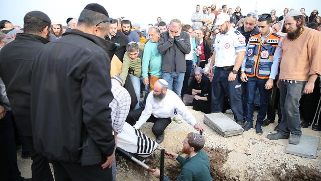 הלווייתו של רזיאל שבח, אתמול (צילום: עמית שאבי) (צילום: עמית שאבי)