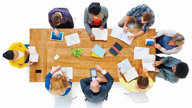 עולם העבודה שייך רק לצעירים? (צילום: iStock)