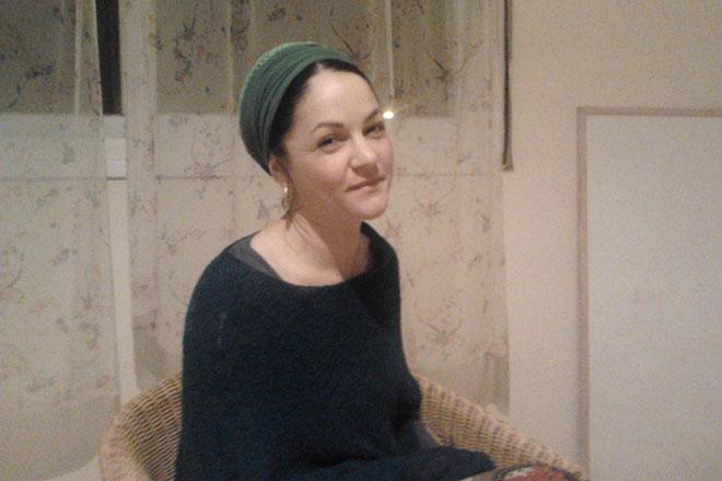 """כאישה דתייה. """"שאלות קשות מול עצמי"""" (צילום: אלבום פרטי)"""