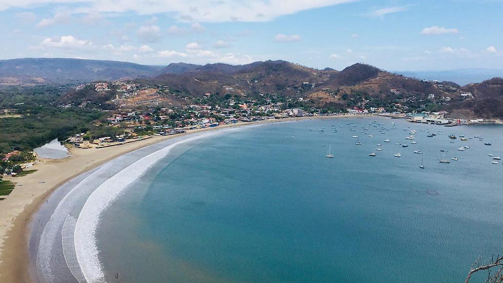 המפרץ של סן חואן דל סור (צילום: שירי הדר) (צילום: שירי הדר)