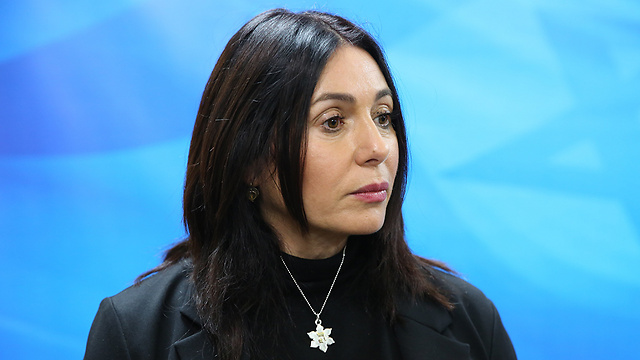 Culture Minister Regev said comparing Tamimi to Anne Frank was part of Geffen's 'delusions' (Photo: Alex Kolomoisky)
