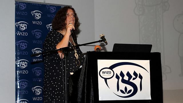 Rivka Neumann (Photo: Efrat Ben-Yosef)