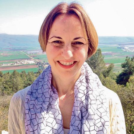 Noa Geffen, granddaughter of Israel Museum founder and Labor Zionism leader Eliyahu Dobkin