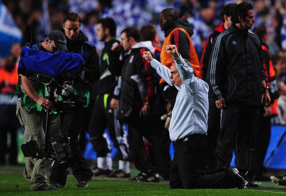 כמה ישראלים יכולים לומר שהם הביאו קבוצה לגמר ליגת האלופות? גרנט (צילום: getty images) (צילום: getty images)