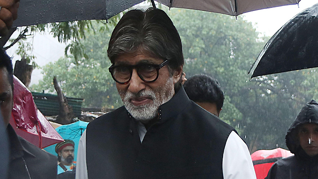 Bollywood superstar Amitabh Bachchan (Photo: AFP)