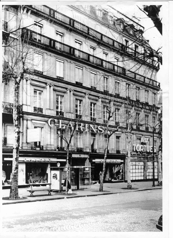 מכון היופי הראשון של קלרינס בפריז (צילום: יחצ)
