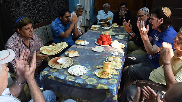Mumbai Jews  (Photo: AFP)