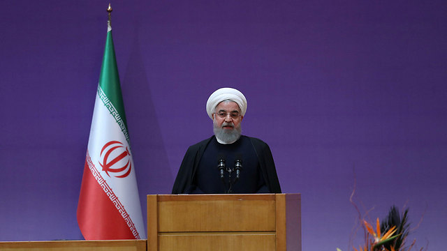 President Hassan Rouhani (Photo: Reuters)