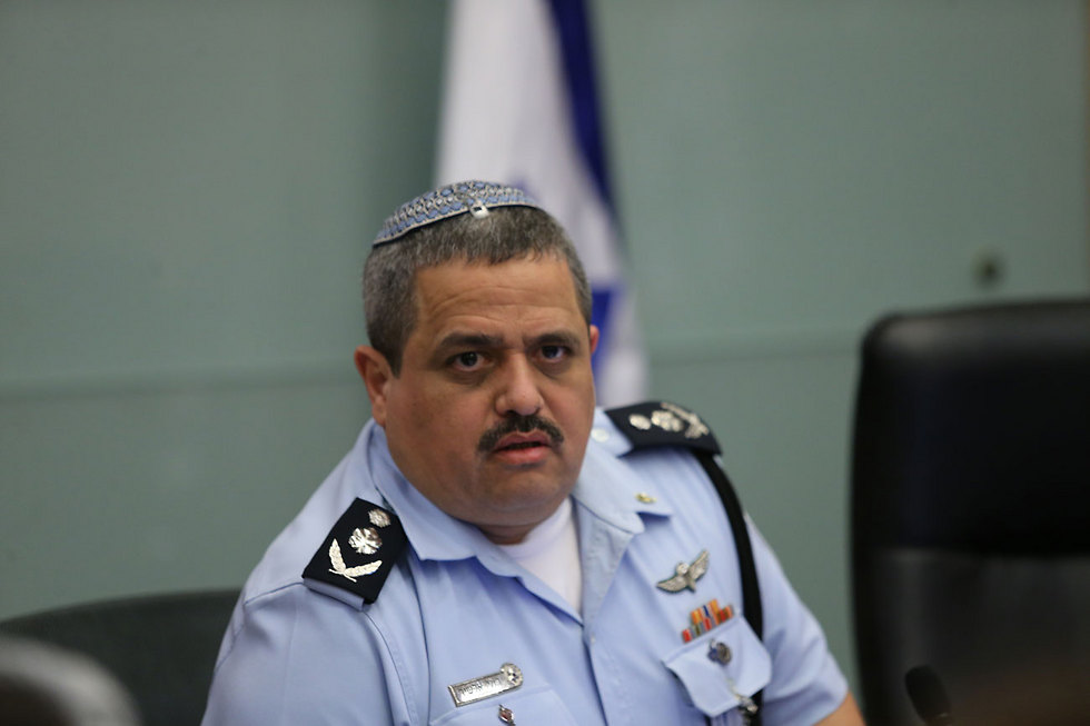 Police Commissioner Roni Alsheikh  (Photo: Alex Kolomoisky)