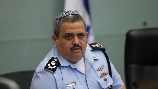 """מפכ""""ל המשטרה, רוני אלשיך (צילום: אלכס קולומויסקי) (צילום: אלכס קולומויסקי)"""