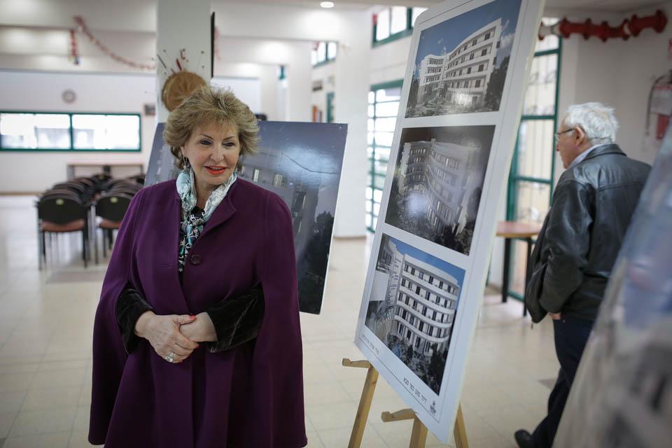 Софа Ландвер. Фото: пресс-служба министерства алии