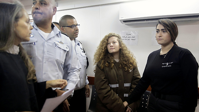 A decision regarding Tamimi's continued detention will be made Wednesday (Photo: AP)