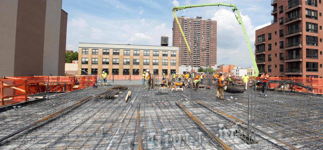 האפ 10 במהלך הבנייה ()
