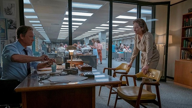 Spielberg's 'The Post' will be banned in Lebanese theaters due to the director's ties to Israel