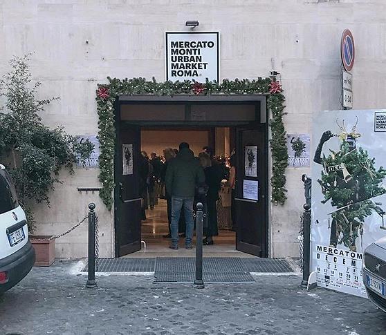 שוק הווינטאג' של רומא (צילום: סלומה מואה)