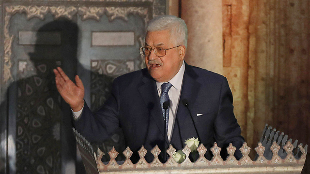 PA President Mahmoud Abbas (Photo: Reuters)