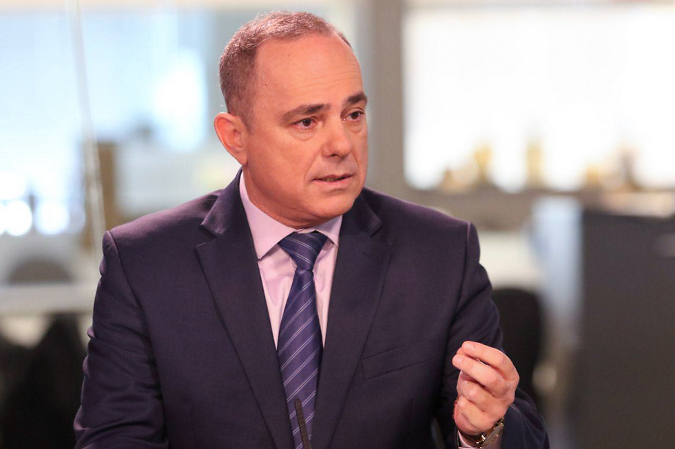 Energy Minister Yuval Steinitz  (Photo: Avi Moalem)