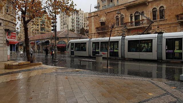 Иерусалим. Фото: Эли Мандельблит