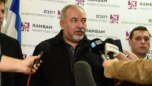 Defense Minister Lieberman instructed Army Radio to boycott Geffen and his works (Photo: Nahum Segel)
