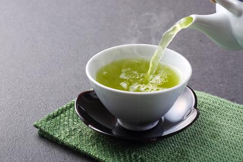 Зеленый чай. Фото: shutterstock