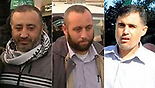 The three Hamas militants relative aided in killing