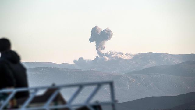Turkish planes pound the Kurdish region of Syria (Photo: AFP)