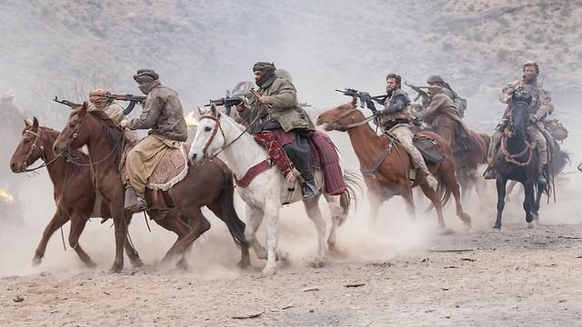 12 הרוכבים במדבר ()