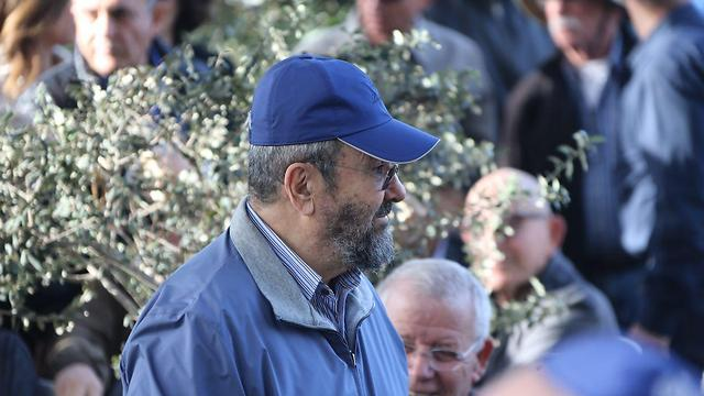 ראש הממשלה לשעבר אהוד ברק (צילום: מוטי קמחי) (צילום: מוטי קמחי)
