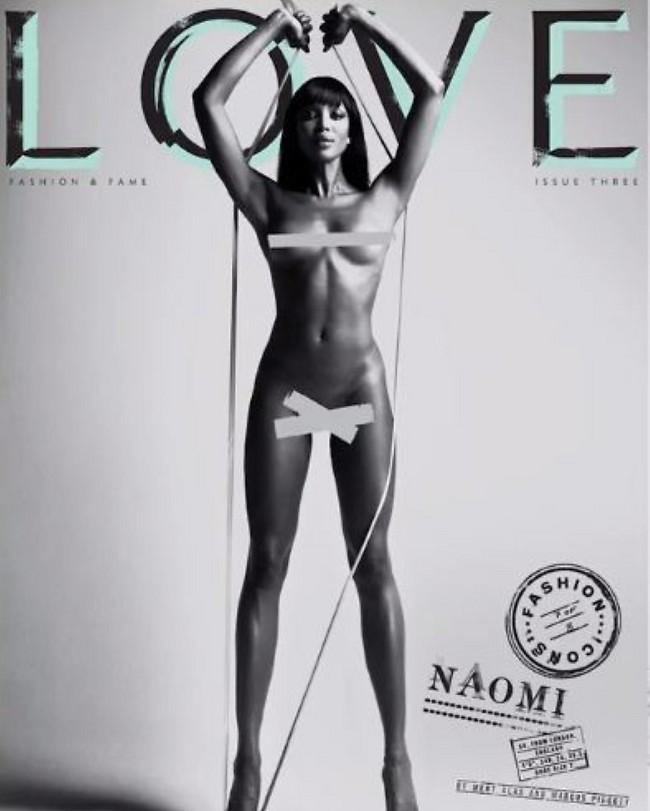 אין לנו מילים, באמת (צילום: אינסטגרם The Love Magazine)