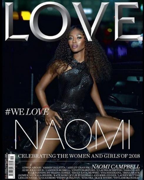 צילום: אינסטגרם The Love Magazine