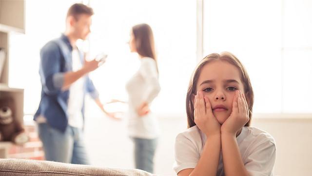 הילדים שומעים הכול (צילום: shutterstock)