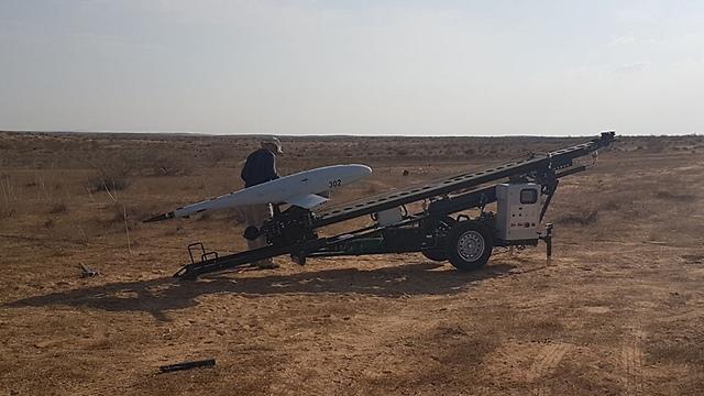"""היחידה תצויד בכלי טיס בלתי מאוישים. כטב""""ם, אילוסטרציה (צילום: דובר צה""""ל) (צילום: דובר צה"""