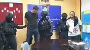 תיק עם סכינים: תיעוד הישראלים החשודים בחיסול בתאילנד