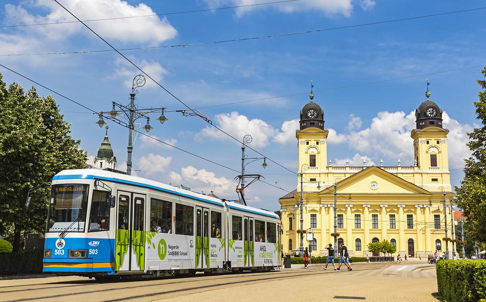 הדיבור החדש בהונגריה: דברצן (צילום: shutterstock)