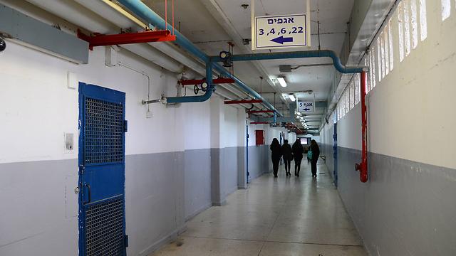 A prison in southern Israel (Photo: Herzel Yosef)