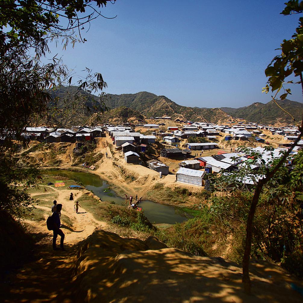 מחנה הפליטים נאיאפרה
