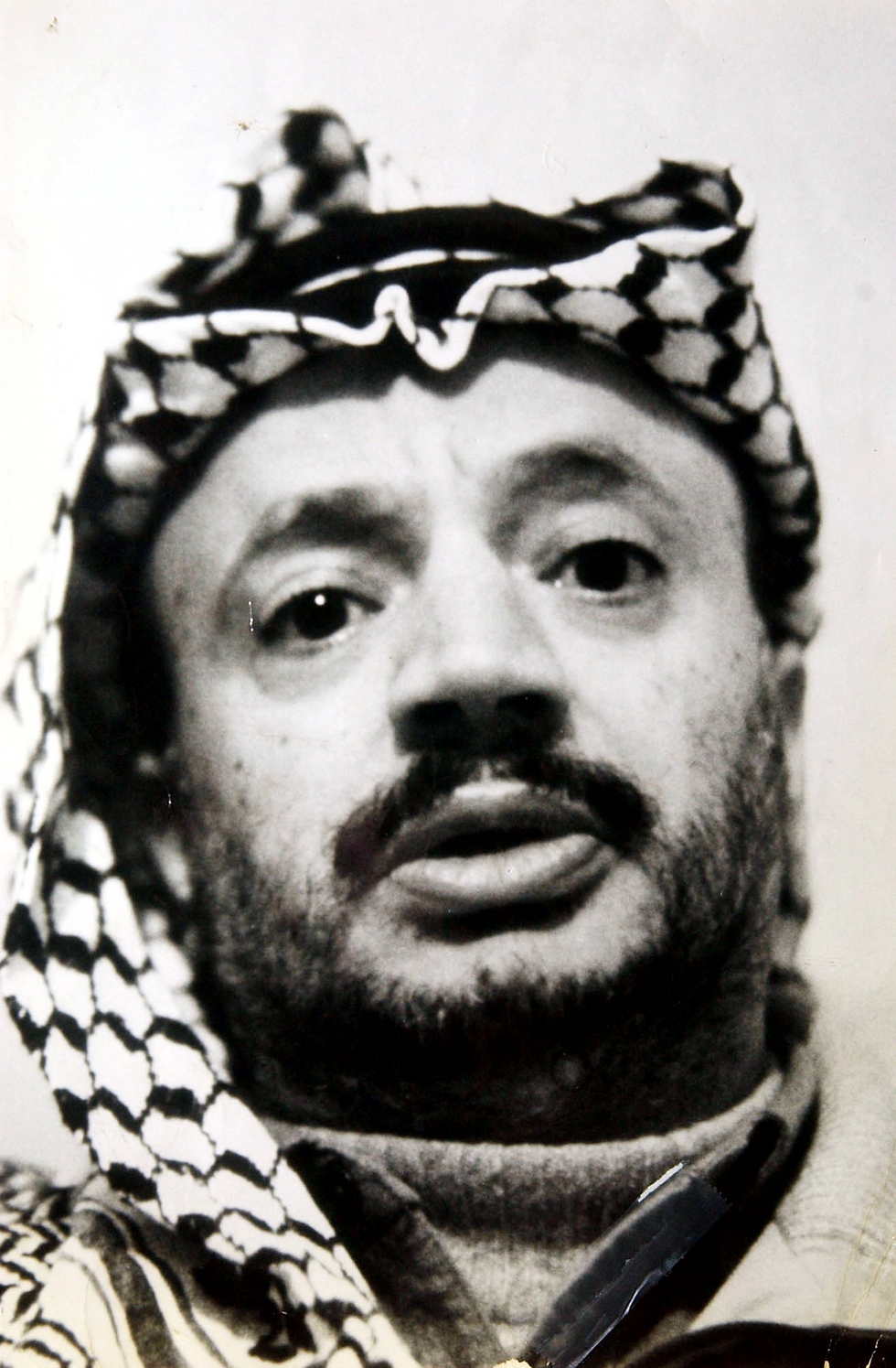Yasser Arafat (Photo: Camera Press)
