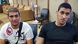 Eyal Bokel and Dolev Zuarez