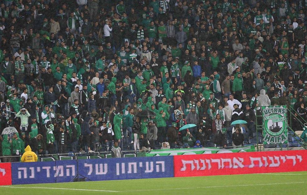 מכבי חיפה תיאלץ להסתדר בלעדיהם (צילום: ראובן שוורץ) (צילום: ראובן שוורץ)
