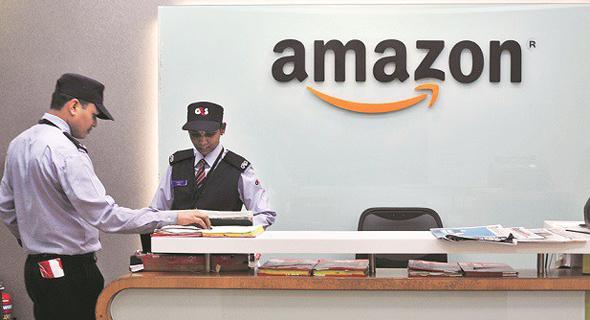 בנק אמזון בהודו (צילום: amazon india) (צילום: amazon india)
