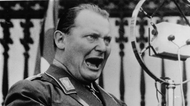 Herman Goering (Photo: Getty Images)