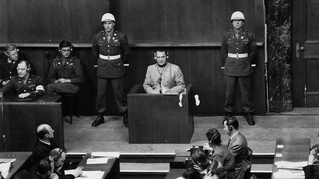 משפטי נירנברג (צילום: gettyimages) (צילום: gettyimages)