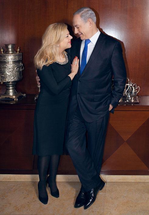 """""""לא בכל יום אתה זוכה לעבוד עם אשת ראש הממשלה, לצלם אותה לשערים גדולים ואף לקמפיין בחירות"""" (צילום: ז'אן כהן)"""