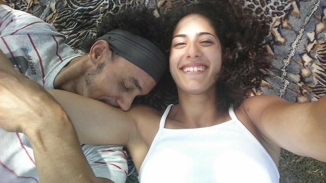 ליסה ומאוריציו. אהבה שהתחילה בברזיל (צילום: אוסף משפחתי)