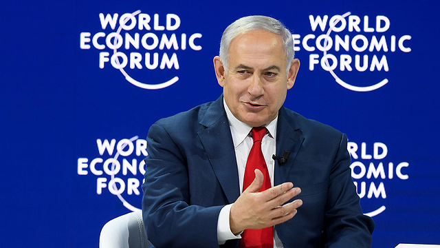 Netanyahu proposes 'new model' for peace