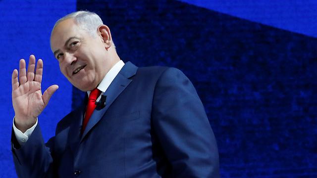 ראש הממשלה בנימין נתניהו בדאבוס (צילום: רויטרס) (צילום: רויטרס)