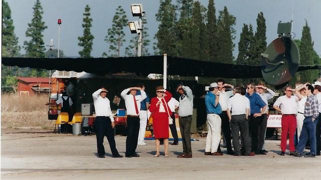 דרורה גושן (צילום: באדיבות תעשייה אווירית)