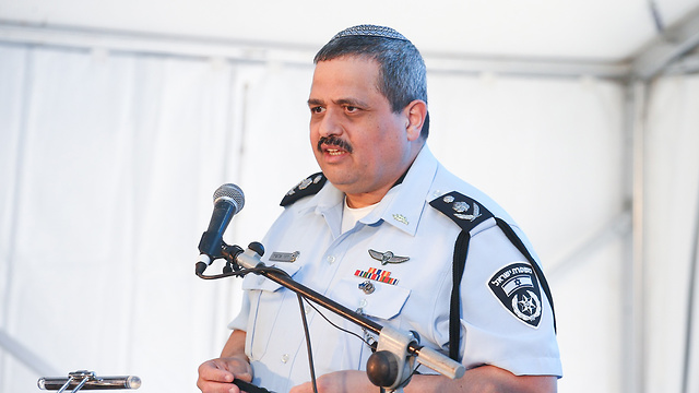 Police Commissioner Roni Alsheikh. 'An appropriate appointment'  (Photo: Ohad Zwigenberg)